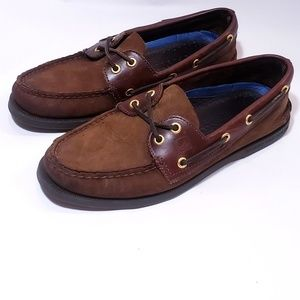 Sperry Top Sider 2-Eye Boat Men's Shoes